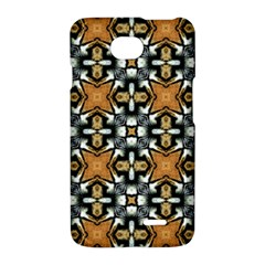 Faux Animal Print Pattern LG Optimus L70 Hardshell Case