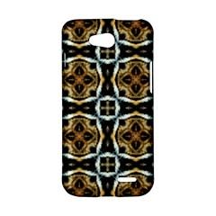Faux Animal Print Pattern LG L90 D410 Hardshell Case