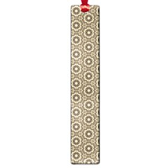 Cute Pretty Elegant Pattern Large Bookmark