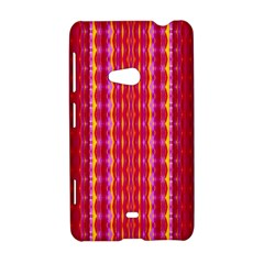 Cute Pretty Elegant Pattern Nokia Lumia 625 Hardshell Case