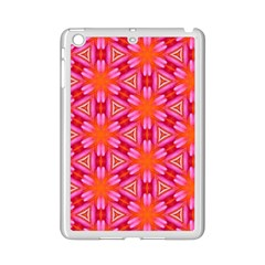 Cute Pretty Elegant Pattern Apple iPad Mini 2 Case (White)