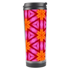 Cute Pretty Elegant Pattern Travel Tumbler