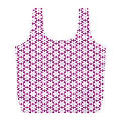 Cute Pretty Elegant Pattern Reusable Bag (L)