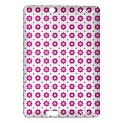 Cute Pretty Elegant Pattern Kindle Fire HD (2013) Hardshell Case
