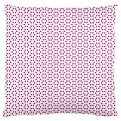 Cute Pretty Elegant Pattern Large Flano Cushion Case (One Side)