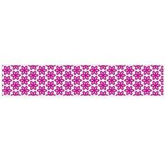 Cute Pretty Elegant Pattern Flano Scarf (Large)