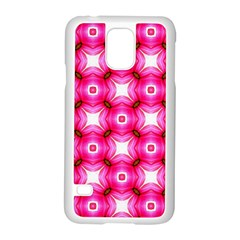 Cute Pretty Elegant Pattern Samsung Galaxy S5 Case (white)
