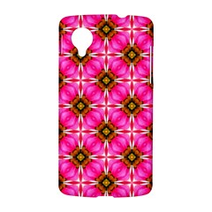 Cute Pretty Elegant Pattern Google Nexus 5 Hardshell Case