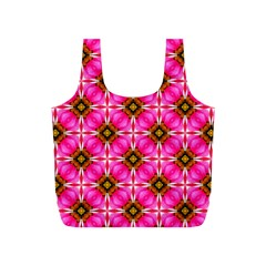 Cute Pretty Elegant Pattern Reusable Bag (S)