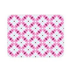 Cute Pretty Elegant Pattern Double Sided Flano Blanket (Mini)