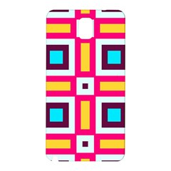 Cute Pretty Elegant Pattern Samsung Galaxy Note 3 N9005 Hardshell Back Case