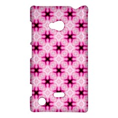Cute Pretty Elegant Pattern Nokia Lumia 720 Hardshell Case