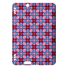 Cute Pretty Elegant Pattern Kindle Fire HDX Hardshell Case