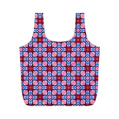 Cute Pretty Elegant Pattern Reusable Bag (M)