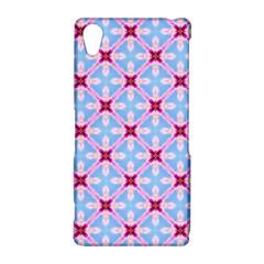 Cute Pretty Elegant Pattern Sony Xperia Z2 Hardshell Case