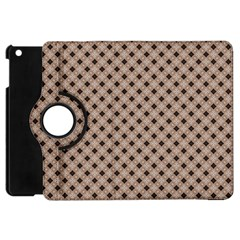 Cute Pretty Elegant Pattern Apple Ipad Mini Flip 360 Case