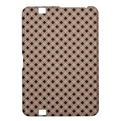 Cute Pretty Elegant Pattern Kindle Fire HD 8.9  Hardshell Case