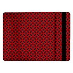 Cute Pretty Elegant Pattern Samsung Galaxy Tab Pro 12 2  Flip Case