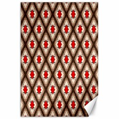 Cute Pretty Elegant Pattern Canvas 20  X 30  (unframed)