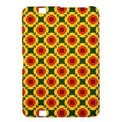 Cute Pretty Elegant Pattern Kindle Fire Hd 8 9  Hardshell Case