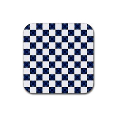 Cute Pretty Elegant Pattern Drink Coasters 4 Pack (square)