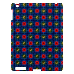Cute Pretty Elegant Pattern Apple Ipad 3/4 Hardshell Case