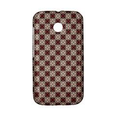 Cute Pretty Elegant Pattern Motorola Moto E Hardshell Case