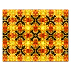 Cute Pretty Elegant Pattern Jigsaw Puzzle (rectangle)