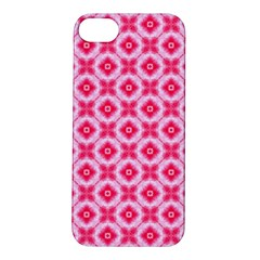 Cute Pretty Elegant Pattern Apple Iphone 5s Hardshell Case