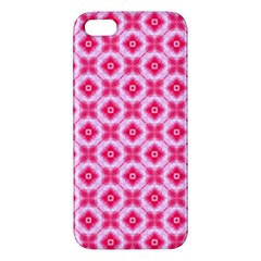 Cute Pretty Elegant Pattern Iphone 5s Premium Hardshell Case