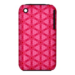 Cute Pretty Elegant Pattern Apple iPhone 3G/3GS Hardshell Case (PC+Silicone)
