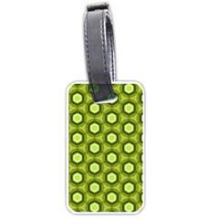 Cute Pretty Elegant Pattern Luggage Tag (one Side)