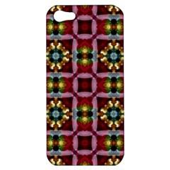 Cute Pretty Elegant Pattern Apple Iphone 5 Hardshell Case