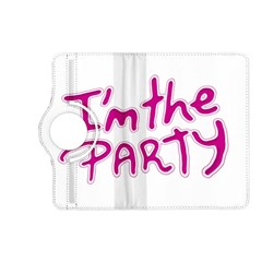 I Am The Party Typographic Design Quote Kindle Fire HD (2013) Flip 360 Case