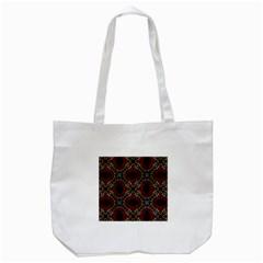 Cute Pretty Elegant Pattern Tote Bag (White)