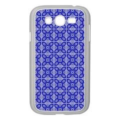Cute Pretty Elegant Pattern Samsung Galaxy Grand Duos I9082 Case (white)