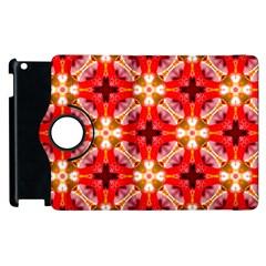 Cute Pretty Elegant Pattern Apple iPad 3/4 Flip 360 Case