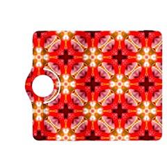Cute Pretty Elegant Pattern Kindle Fire HDX 8.9  Flip 360 Case
