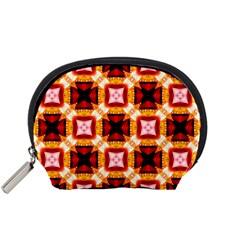 Cute Pretty Elegant Pattern Accessory Pouch (small)