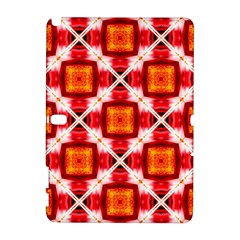 Cute Pretty Elegant Pattern Samsung Galaxy Note 10.1 (P600) Hardshell Case