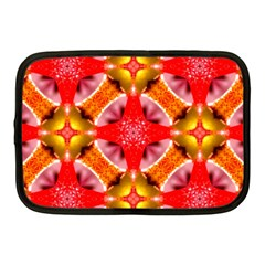 Cute Pretty Elegant Pattern Netbook Sleeve (medium)