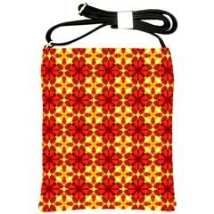Cute Pretty Elegant Pattern Shoulder Sling Bag