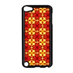 Cute Pretty Elegant Pattern Apple Ipod Touch 5 Case (black)