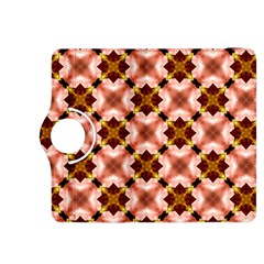 Cute Pretty Elegant Pattern Kindle Fire HDX 8.9  Flip 360 Case
