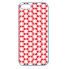 Cute Pretty Elegant Pattern Apple Seamless Iphone 5 Case (color)