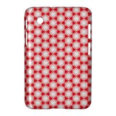 Cute Pretty Elegant Pattern Samsung Galaxy Tab 2 (7 ) P3100 Hardshell Case