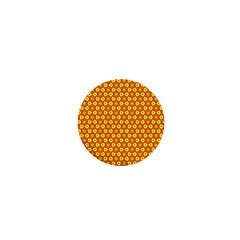 Cute Pretty Elegant Pattern 1  Mini Button