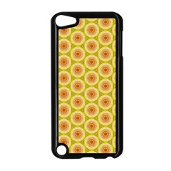 Cute Pretty Elegant Pattern Apple Ipod Touch 5 Case (black)