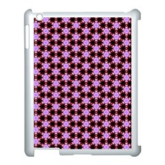 Cute Pretty Elegant Pattern Apple Ipad 3/4 Case (white)