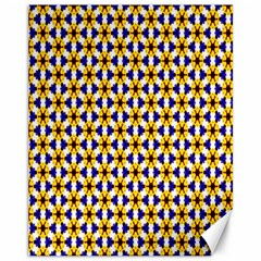 Cute Pretty Elegant Pattern Canvas 11  X 14  (unframed)